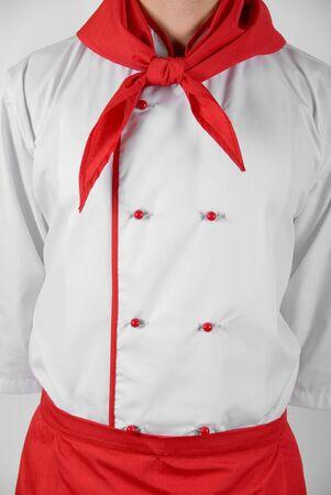 chef at uniform closeup Stock Photo - 7754052