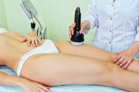 procedure for women hip for cellulite Stock Photo - 13930635