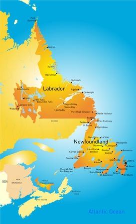 terranova: Terranova vettore provincia colore mappa