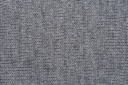 purl: Woven wool white fabric texture Stock Photo