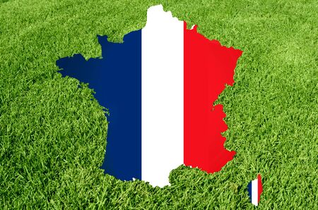 european championship: Euro cup football championat in France