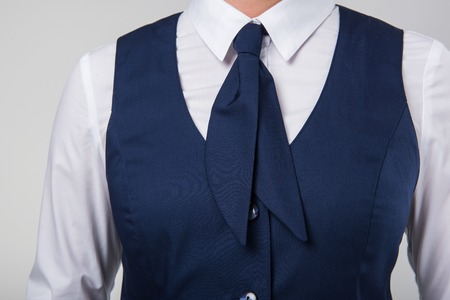 hotel staff: Service woman uniform