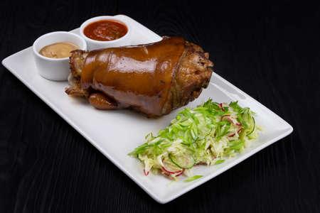 Roast Pork Knuckle