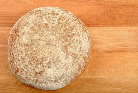 round rye bread Stock Photo - 9250377