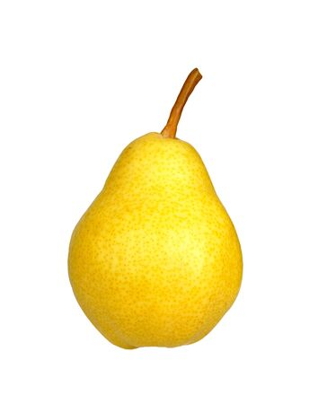pera amarillo Foto de archivo