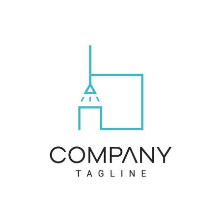 Fancy and elegant logo design for kitchen companies