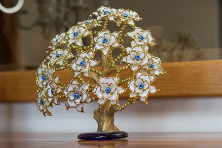 prety: Center Decorative Flower for Home