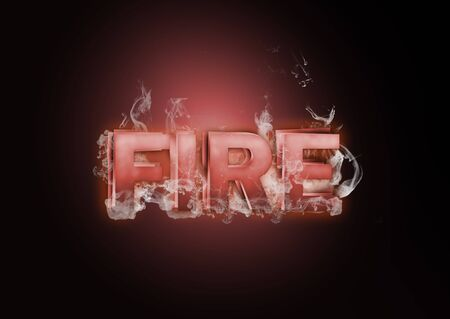 sizzling: The Word Fire
