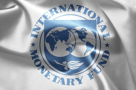 International Monetary Fund Stock Photo