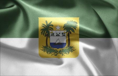 lia: Flag of Brazil (Rio Grande do Norte)