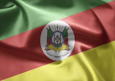 lia: Flag of Brazil (Rio Grande do Sul)