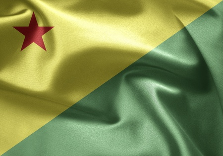 acre: Flag of Brazil (Acre)