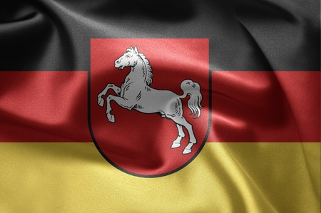 bundes: Lower Saxony Stock Photo