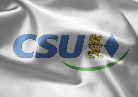 Christian Social Union of Bavaria  Germany  Editorial