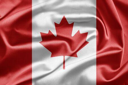 Flag of Canada photo