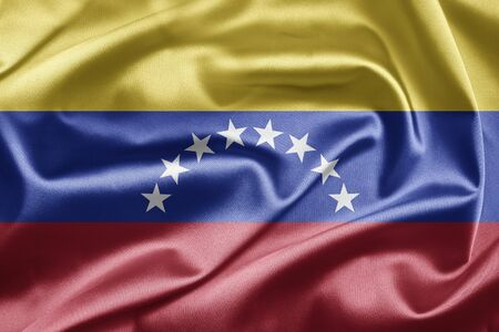 Flag of Venezuela Stock Photo - 12950921