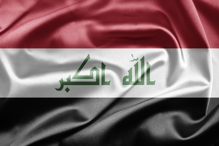 Flag of Iraq photo