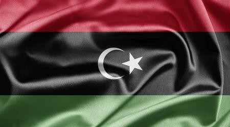 libyan: Flag of Libya