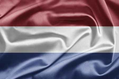 Flag of Netherlands  Stock Photo - 12950859
