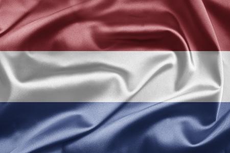 Flag of Netherlands Stock Photo - 12950859