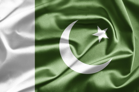 pakistani: Flag of Pakistan