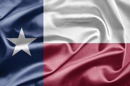 Texas Flag photo