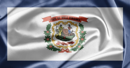 3d virginia: Flag of West Virginia