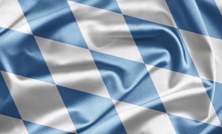 bundes: Free State of Bavaria Stock Photo