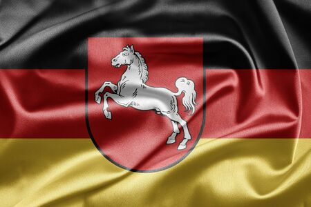 saxony: Flag of Lower Saxony