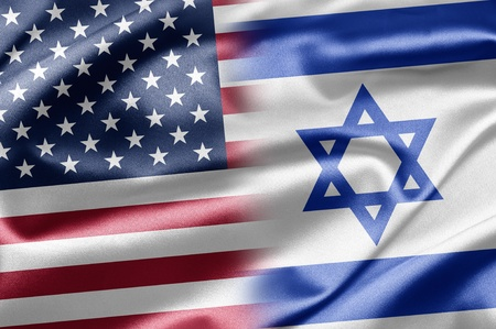 USA and Israel Stock Photo - 13218203
