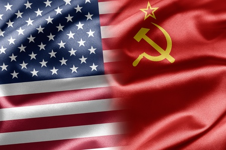 United States and USSR photo