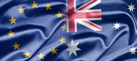 EU and Australia photo