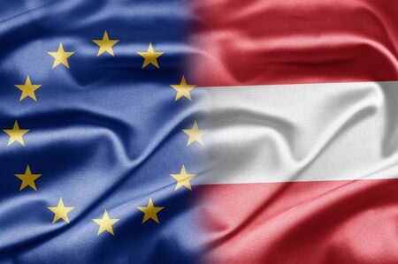 EU and Austria photo