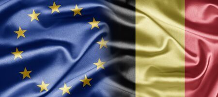 EU and Belgium photo