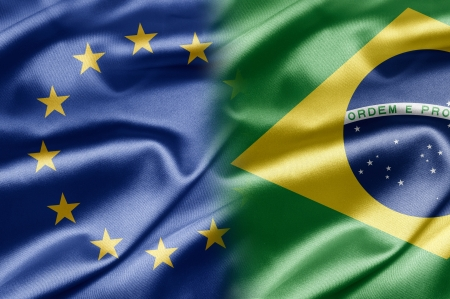 EU and Brazil photo