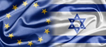 EU and Israel Stock Photo - 14251800