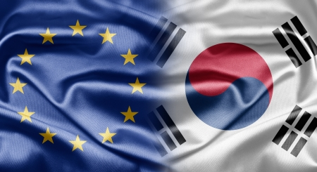 EU and South Korea photo