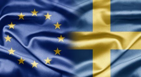 EU and Sweden photo