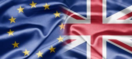 britan: EU and UK Stock Photo