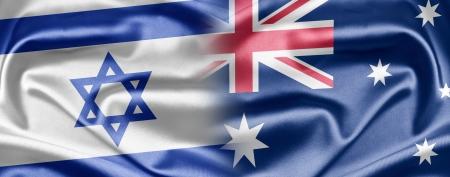 Israel and Australia Stock Photo - 14487032
