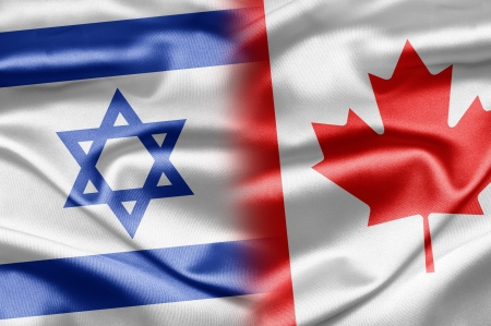 Israel and Canada photo