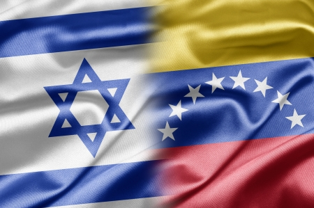 Israel and Venezuela Stock Photo - 14487043