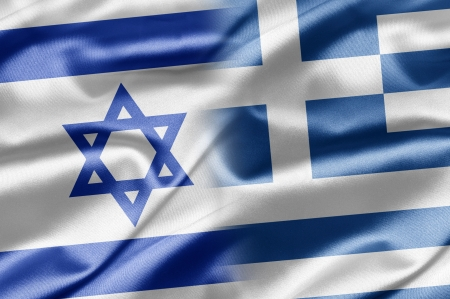 Israel and Greece Stock Photo - 14487038