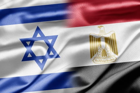 Israel and Egypt Stock Photo - 14494136