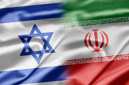 Israel and Iran Stock Photo - 14494135