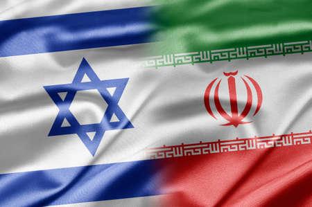 Israel and Iran Stock Photo - 14494135