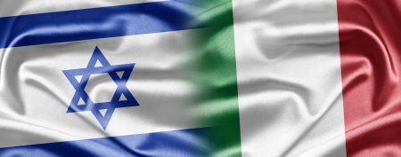 Israel and Italy Stock Photo - 14494126