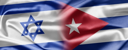 Israel and Cuba Stock Photo - 14494146