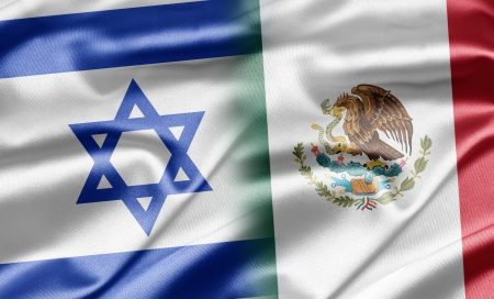 Israel and Mexico Stock Photo - 14494149