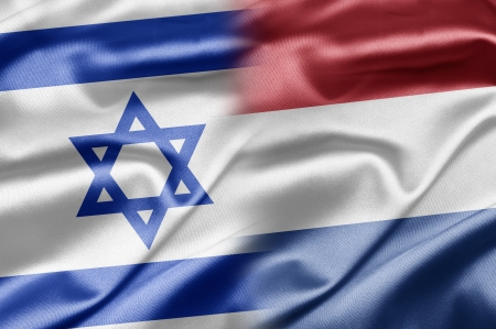 Israel and Netherlands Stock Photo - 14494151